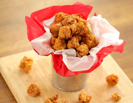 Popcorn-chicken