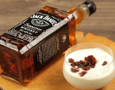 Crema de whiskey
