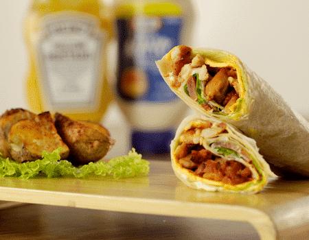 wrap-de-pollo