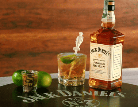 Jack Honey Ginger
