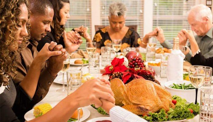 Receta Día de Acción de Gracias