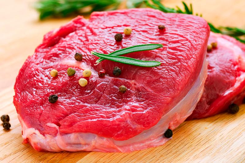 Asegúrate de comprar una carne en buenas condiciones