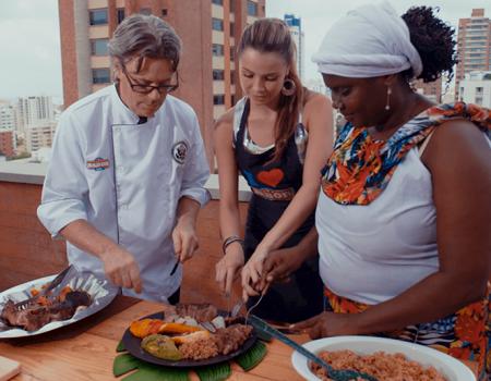 Barranquilla y SaborUSA, una apetitosa fusión