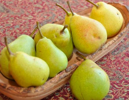 Conoce las variedades de pera que se cultivan en los Estados Unidos