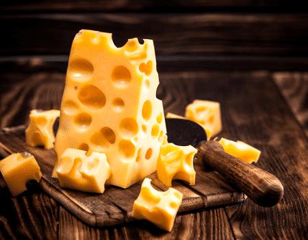 Descubre el poder nutricional del queso