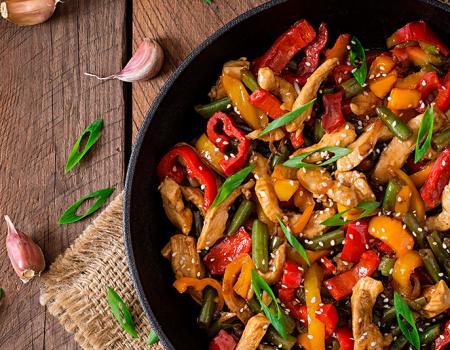 Disfruta de un saludable y delicioso bowl vegetariano