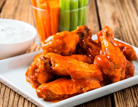 Disfruta el sabor y la frescura del pollo americano