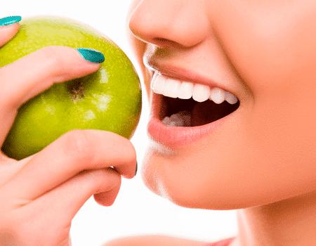 El Salvador se deleita con las manzanas de Washington