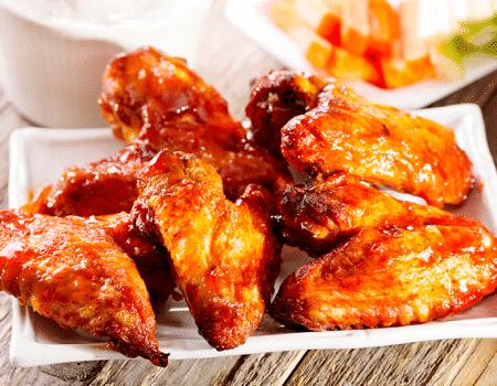 El irresistible placer de las alitas de pollo al estilo americano