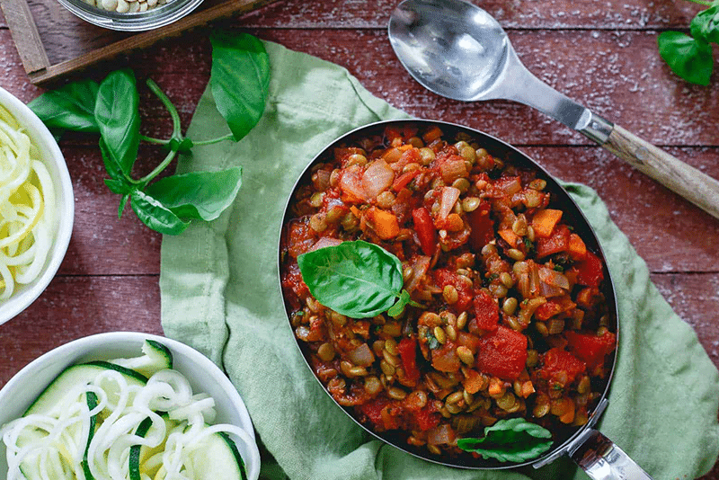 Lentejas, un alimento casero para disfrutar de muchas formas