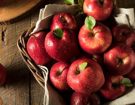 Manzanas de Estados Unidos, calidad y sabor para disfrutar de muchas maneras