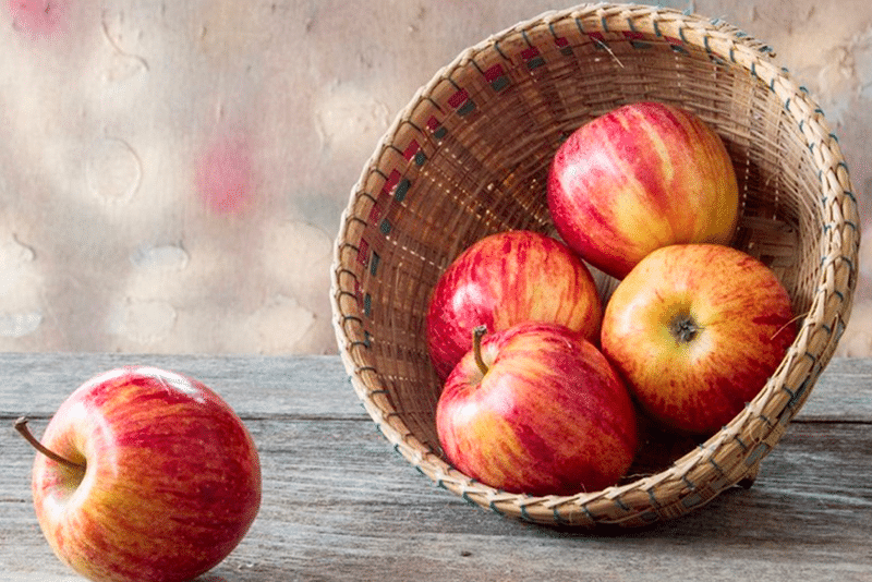 Manzanas de Washington seducen el paladar de los dominicanos