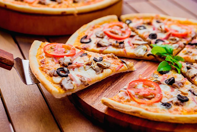 ¿Pizza al estilo New York o Chicago?