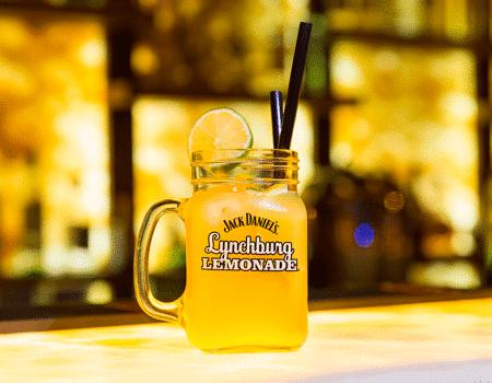 Refrescate con una deliciosa Lynchburg lemonade