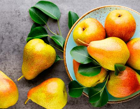 Rompe la rutina con unos deliciosos y sencillos snacks con peras USA