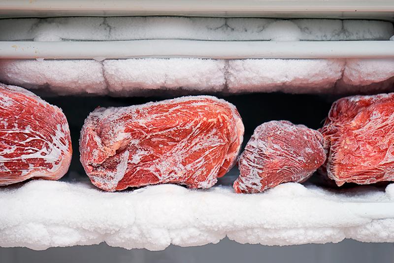 ¿Sabías que éstos son los métodos más seguros para descongelar la carne?