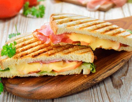 Siente el sabor de St. Louis en un Gerber sandwich