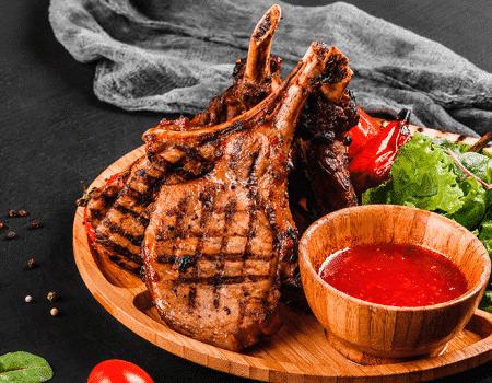 Sorprendete con esta exquisita combinacion de carne y vegetales salteados