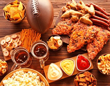 Super Bowl, una tradición llena de emociones y mucho Sabor USA