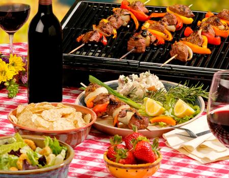¿Te imaginas acompañar tus asados con un exquisito vino californiano?