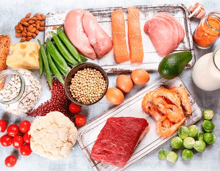 Varía tu rutina de proteínas