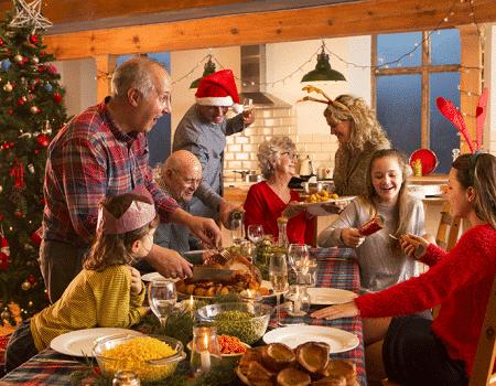 Ideas recetas navideñas