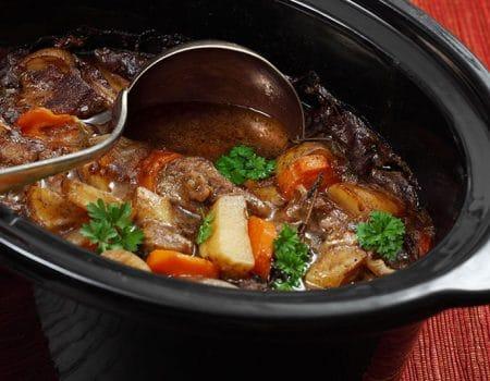 Comida hecha en slow-cooker