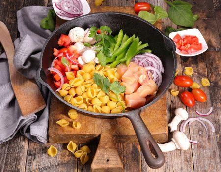 cocinar en una sola olla